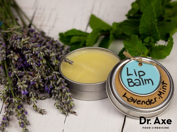 This homemade lavender mint lip balm recipe provides nourishment and hydration for dry, cracked lips without the negative side effects! Try it today!