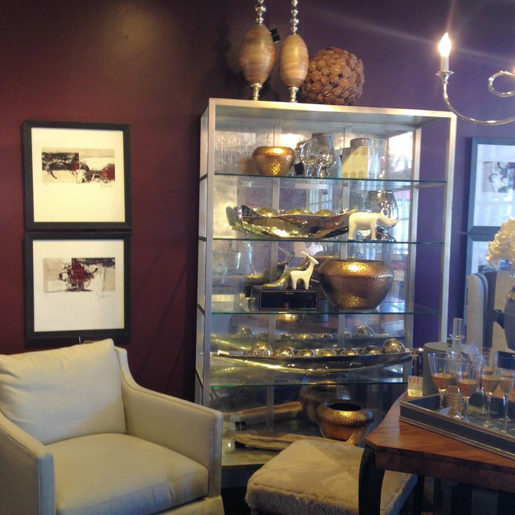 Furniture Design, Vignettes, Showroom, Dallas