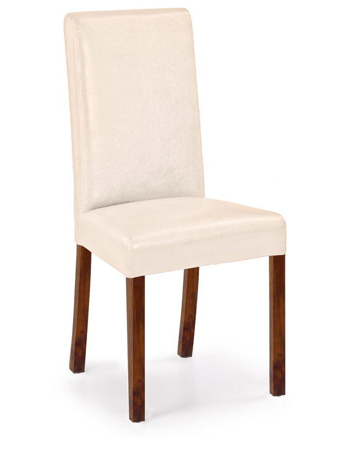 146 best sillas de comedor chairs images on pinterest for Sillas comedor polipiel beige