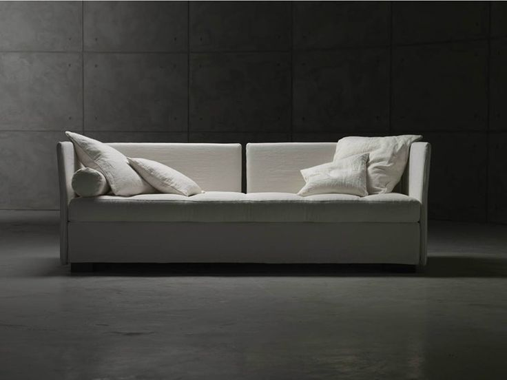 Sectional sofa bed ISOLOTTO - Orizzonti Italia