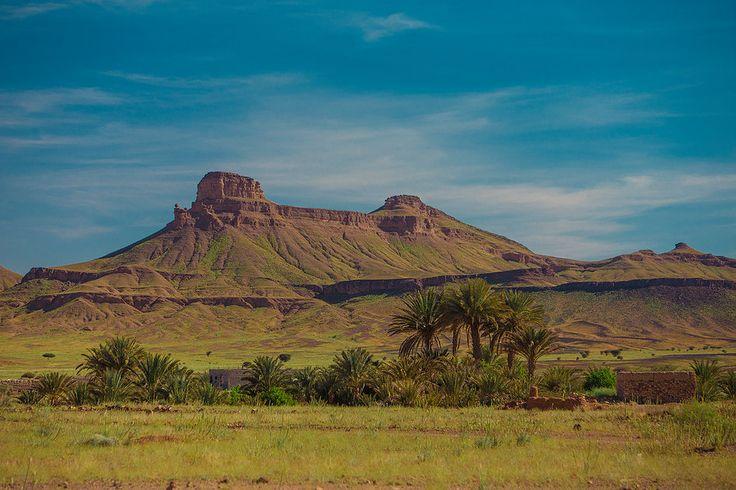 Тур в Марокко - Джип тур