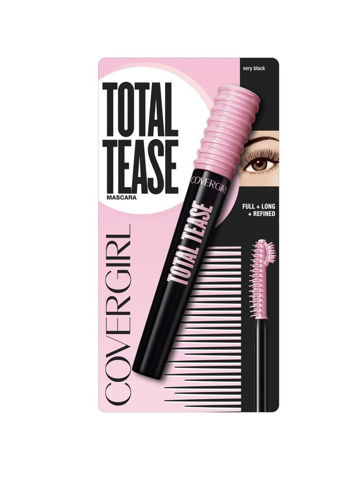 You've Never Seen a Mascara Like CoverGirl's Newest Wand