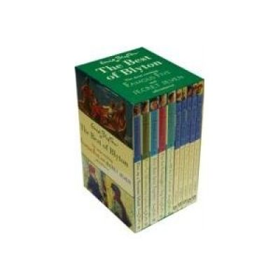 Click here to buy this book.  http://www.bookbundles.co.uk/best-of-enid-blyton-famous-five-secret-seven-10-books-series-collection-gift-set-five-on-a-treasure-95-p.asp