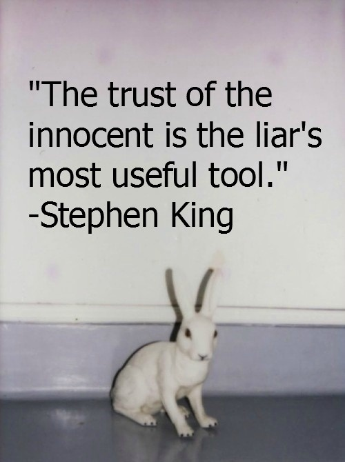 Quote - Stephen King