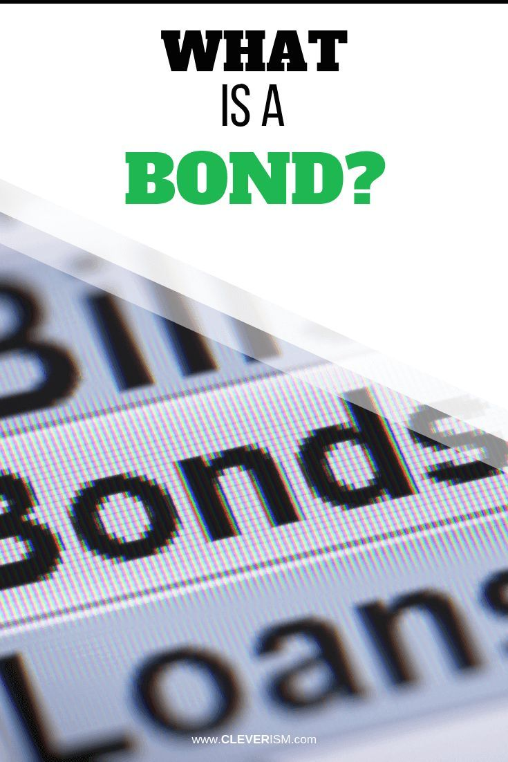 What is a Bond? – Couponing