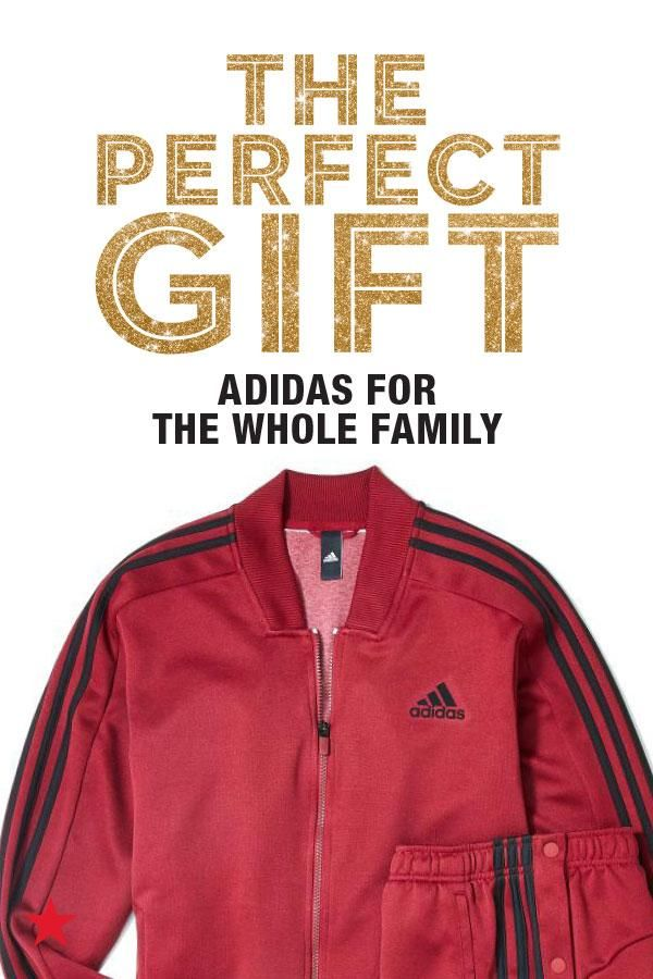 This holiday season, find your comfort zone with adidas! They'll love unwrapping such a thoughtful present. Because the perfect gift brings people together. For more inspiration, check out Macy's Holiday Gift Guide for an expertly edited collection of the perfect gifts.