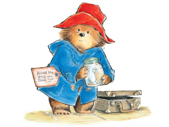 Sun Hats & Wellie Boots: Paddington Bear helps explain the refugee crisis to young children