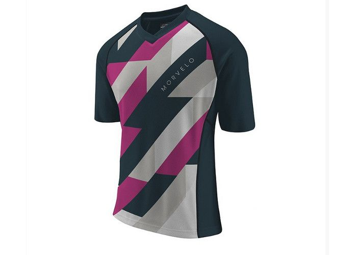 Morvelo Women's Display MTB Jersey. Price: £40.00, available from Morvelo.