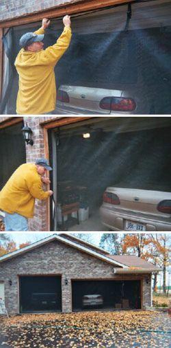 Overhead Door Applications : Best garage door screens ideas on pinterest rolling