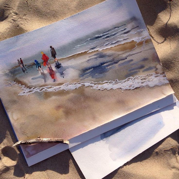 #sketch, #watercolor, #зарисовки, #акварель #иллюстрация, #painting, #illustration