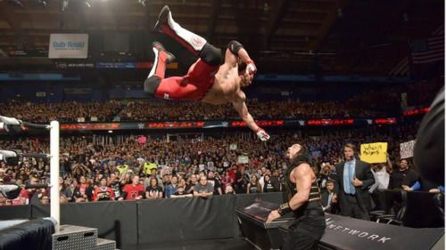 WWE 'Payback': Enzo Amore Goes Down, the Show Goes...: WWE 'Payback': En...