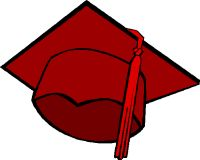 graduation clip art | Free graduation clipart graphics. Students, diploma, cap, year book ...
