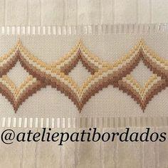 Patricia S. B. Paschoini (@ateliepatibordados)   Instagram photos and videos