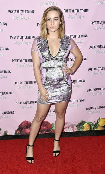 Cailee Rae Photos - Cailee Rae attends PrettyLittleThing X Olivia Culpo Launch at Liaison Lounge on August 17, 2017 in Los Angeles, California. - Cailee Rae Photos - 15 of 60