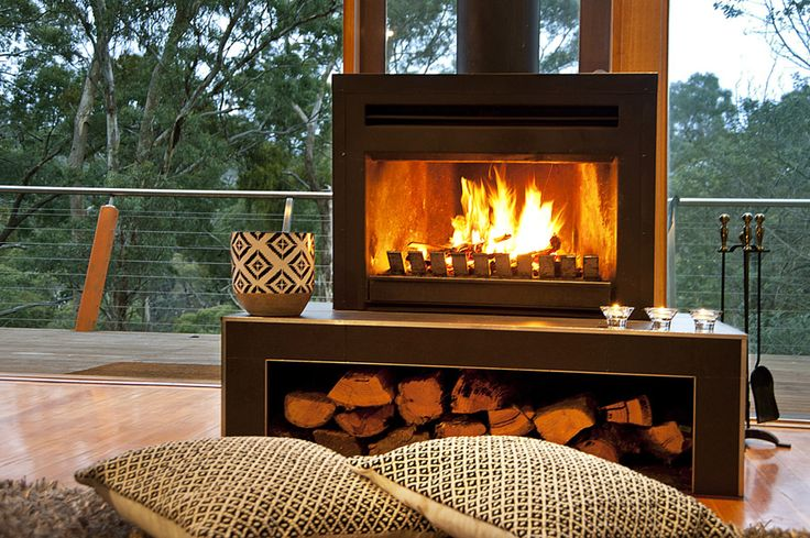 Country Perfection #outlook #romance #warmth Kudos Diversion www.kudosvillas.com.au