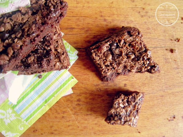 Brownies - absolutely delicious!