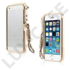 Premium (Champagne) iPhone 6 Metal Bumper