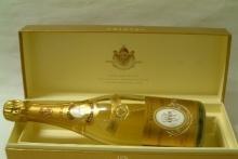 Šampanjac Lui Rederer Kristal iz 1990.g.102.000.eura.