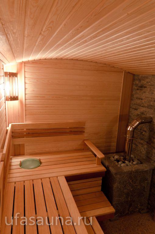 Баня из финской сосны в п. Зинино | «СУОМИ» - строительство бассейнов, спа-бассейны, хамам, сауны и бани, оборудование, химия, обслуживание