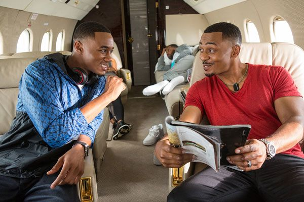 Survivor's Remorse Starts Shooting Season 2 #survivorsremorse