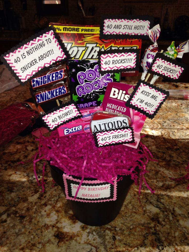 40th Birthday Gifts Pinterest Birthdays And 40th