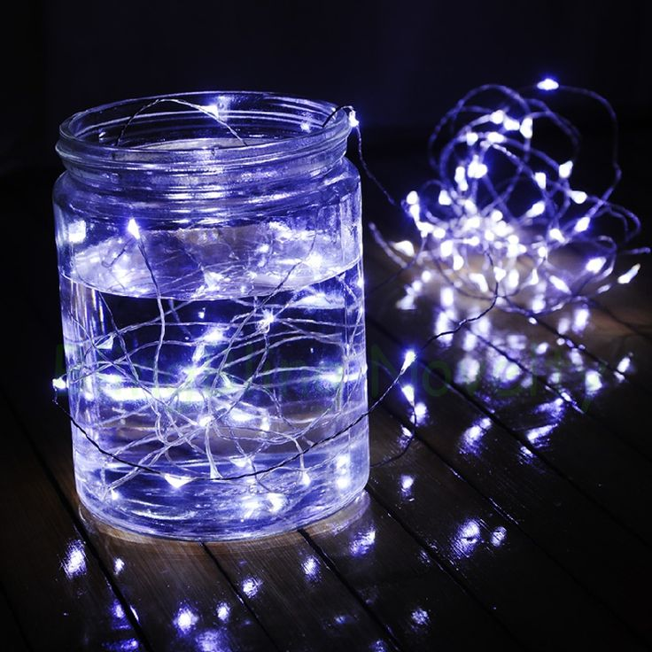 3 meters 30 leds battery operated white lights fairy led string lights copper wire led string lights for Christmas decoration