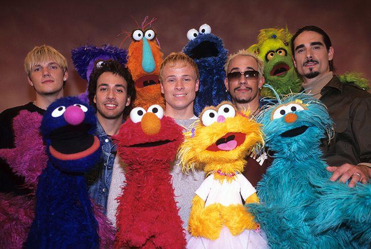 BSB   Sesame Street = sold!