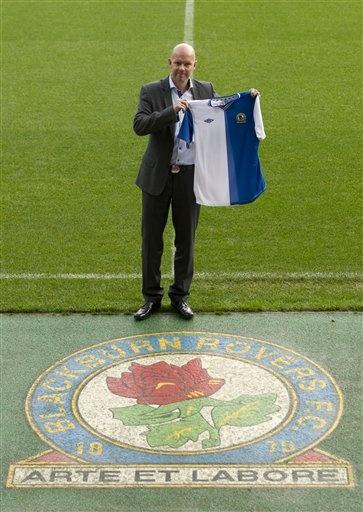 Blackburn, o glumă pentru fanii rivalelor