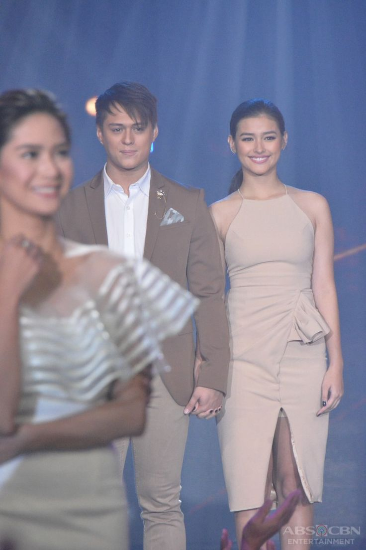 Here is the handsome Enrique Gil and the lovely Liza Soberano walking on the ASAP stage during the Parade of Star Magic Talents during ASAP and Star Magic's 24th Anniversary last July 31, 2016 at the ABS-CBN Studio 10. Plus, indeed, LizQuen is another of my favourite Kapamilya and Star Magic love teams. :-) #EnriqueGil #LizaSoberano #LizQuen #ASAP #StarMagic #starmagic24thanniversary #StarMagic24