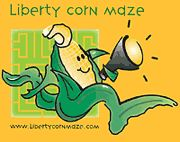 Visit Liberty Corn Maze, adjacent to Carolyn Country Cousins Pumpkin Patch, in Liberty, Missouri, just north of Kansas City.