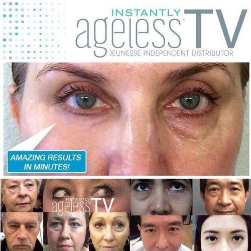 JEUNESSE Instanly Ageless Botox Alternative 25 Sachet Free Shipping #Jeunesse