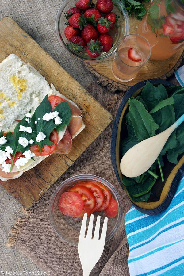The perfect picnic menu Menú perfecto para el picnic ideal   Casa Haus