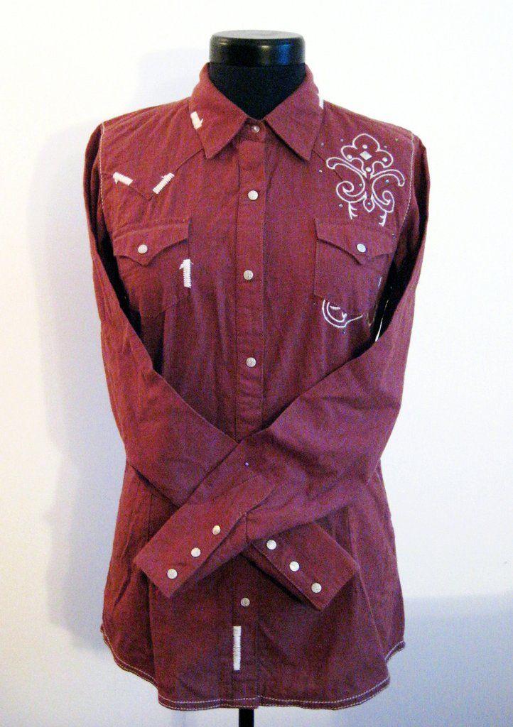 Chemise pour femme / women's shirt  Rock 47 by Wrangler ♦ 28,99$ CAD ♦