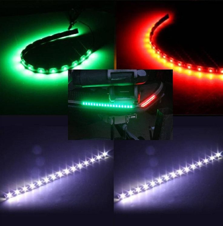 Marine Led Light Strips Beauteous 33 Best Boating Images On Pinterest  Boats Boat Parts And Led Boat Design Ideas