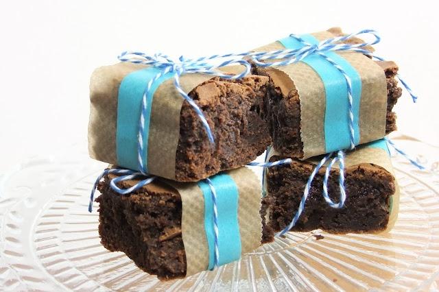 Washi Tape Gifts / Regalos washi tape brownies