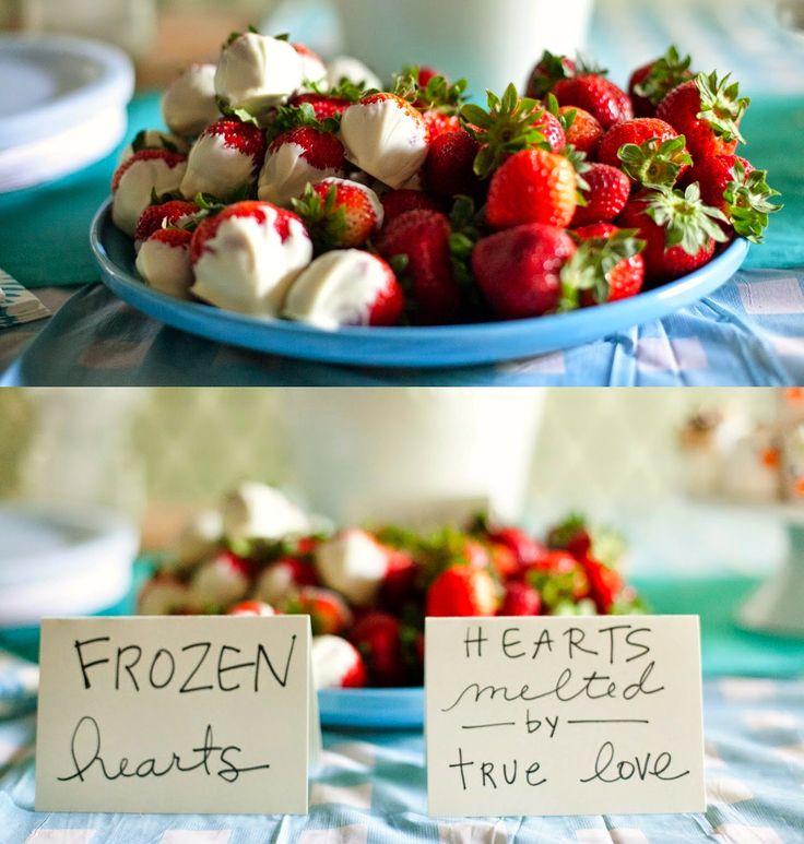 Best 25 Frozen party food ideas on Pinterest Frozen themed