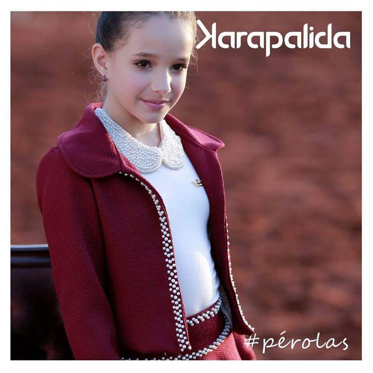 Repare na delicadeza das peças com bordados em pérolas. Impossível não amar!   #karapalida #detalhes