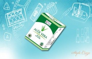 Aloe Vera Gels For Burns - BeSure Aloe Vera Gel