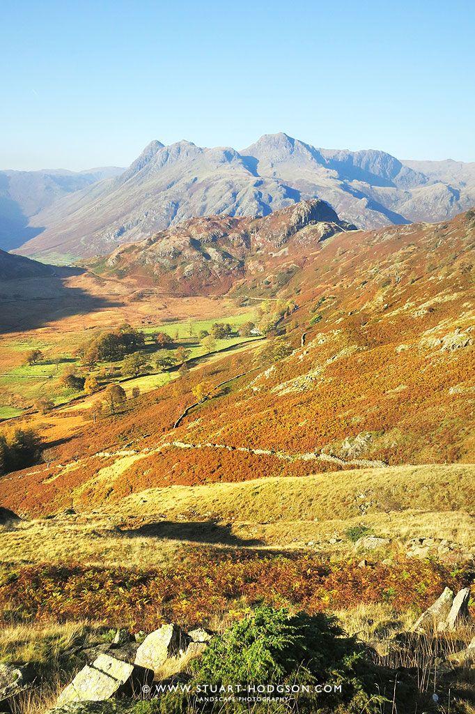 Blea Tarn, Langdale Pikes, Autumn, Ambleside, Windermere, Langdale Chase, Hotel, Lake District, Lakes, Best Views
