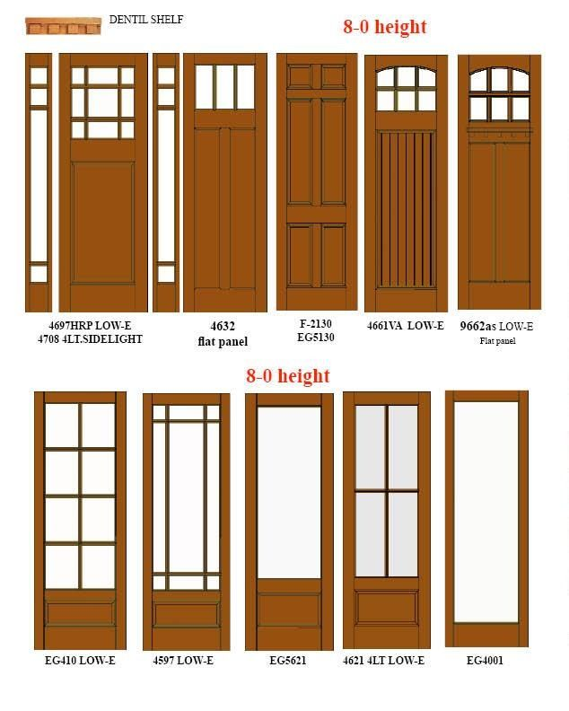 Our staff is trained to help you select the type of door you need, whether it be interior or exterior in steel, fiberglass or wood - as well as giving you the option to custom order a door unit from...