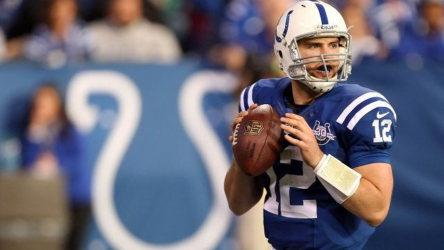2014 Fantasy Football: Predicting The Stats For QB Andrew Luck - RantSports - http://www.rantsports.com/fantasy/2014/07/04/2014-fantasy-football-predicting-the-stats-for-qb-andrew-luck/