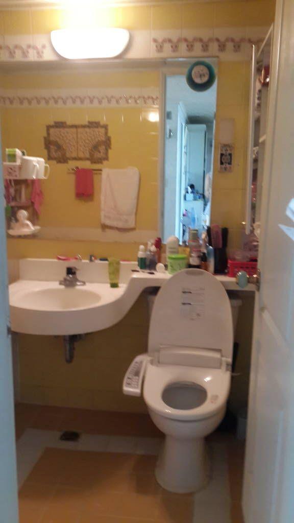 촌스러움을 벗은 욕실 리모델링 Before & After (출처 MIYI KIM)