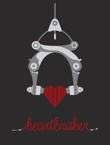Ever seen one of these? Heartbraker : PedalArt 2012 : Chad Kriz