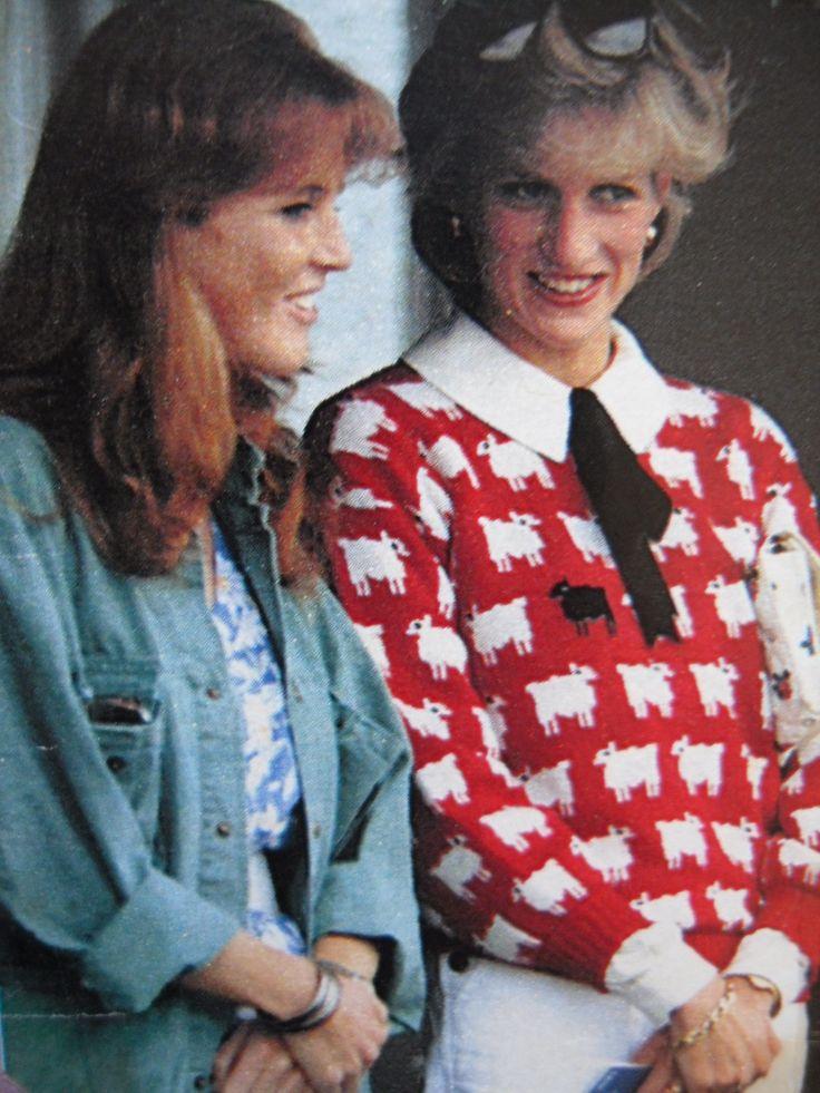 Diana & Fergie