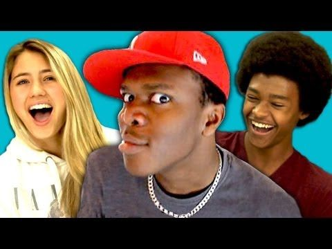 Teens React to KSIOlajidebt