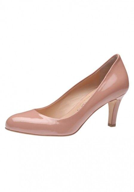 Evita Shoes niedrige Pumps in rosa
