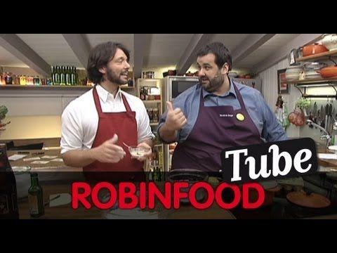 ROBINFOOD / Roscón de reyes + Chocolate caliente - David de Jorge