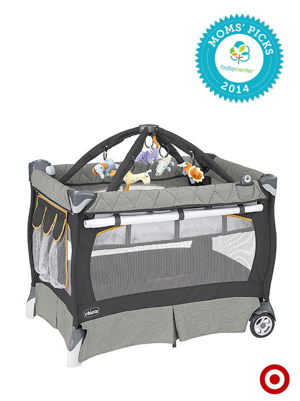 A Babycenter Top Pick The Chicco Lullaby Lx Play Yard Has