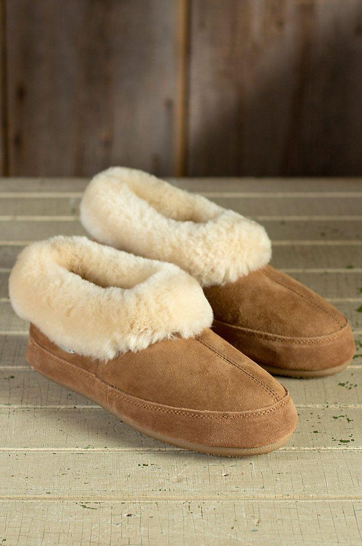 Women's Overland Classic Sheepskin Slippers | Overland Sheepskin
