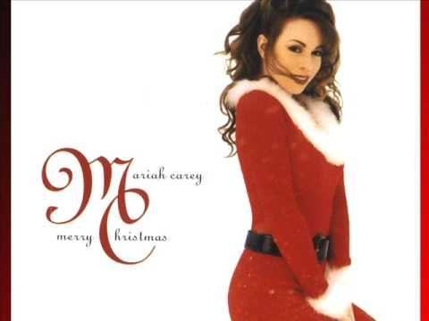 "Silent Night - Mariah Carey - ""Merry Christmas"" Album childhood christmas memories :)"